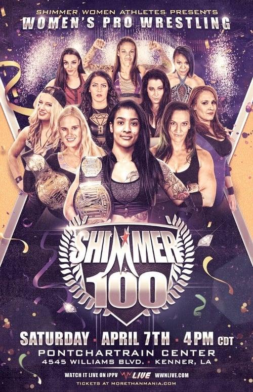 SHIMMER Women Athletes Volume 100