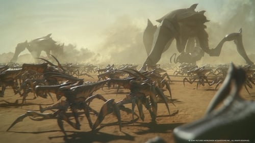 Watch Starship Troopers: Traitor of Mars (2017) in English Online Free | 720p BrRip x264