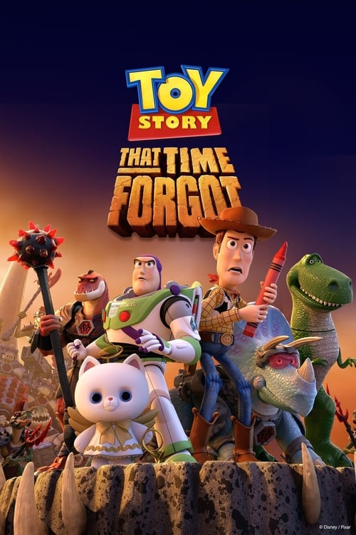 Toy Story That Time Forgot
