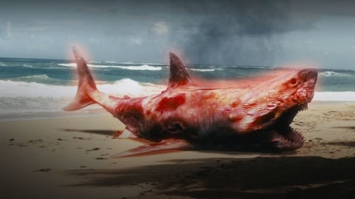Atomic Shark Poster