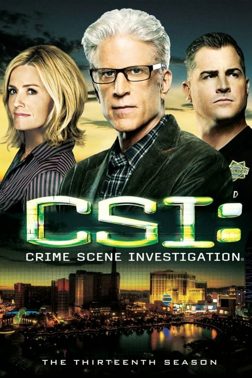 Watch CSI: Crime Scene Investigation Season 13 in English Online Free