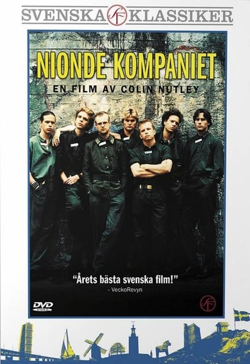 Largescale poster for Nionde kompaniet