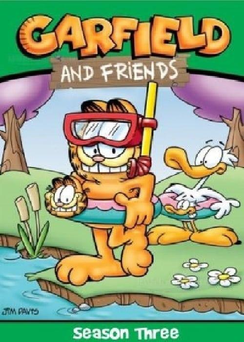 Watch Garfield and Friends Season 3 Episode 7 Full Movie Download