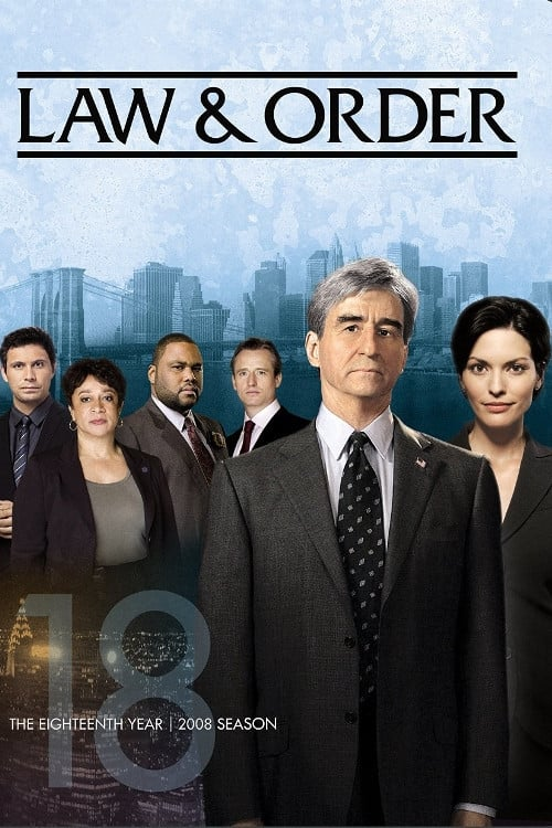 Watch Law & Order Season 18 in English Online Free