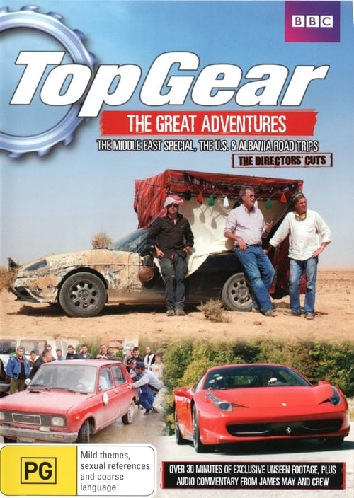 Top Gear: Middle East Special