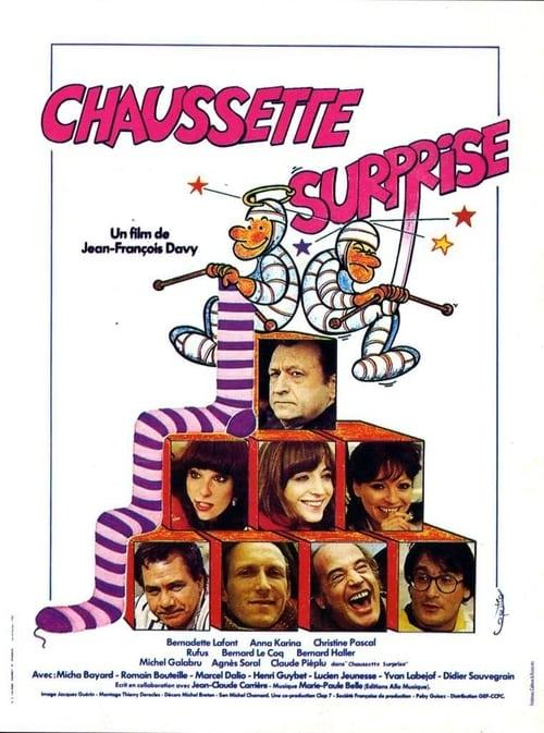 Chaussette surprise