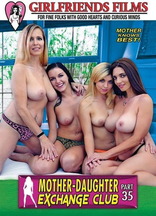 Mother-Daughter Exchange Club 35
