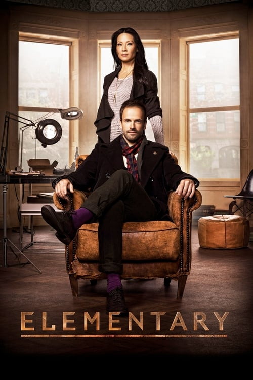 Watch Elementary (2012) in English Online Free | 720p BrRip x264