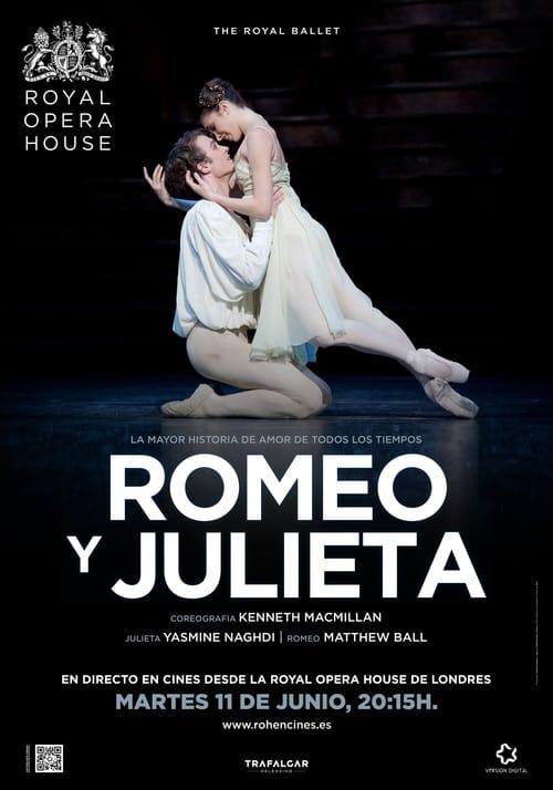 ROMEO Y JULIETA   ROH   Ballet en directo