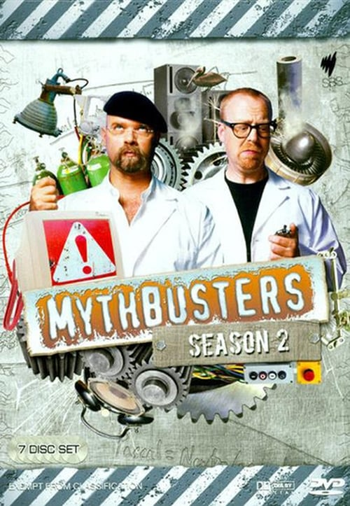 Watch MythBusters Season 2 in English Online Free