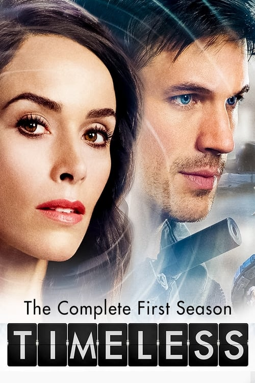 Watch Timeless Season 1 in English Online Free