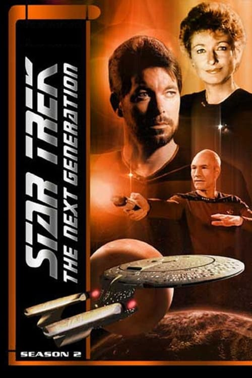 Watch Star Trek: The Next Generation Season 2 in English Online Free