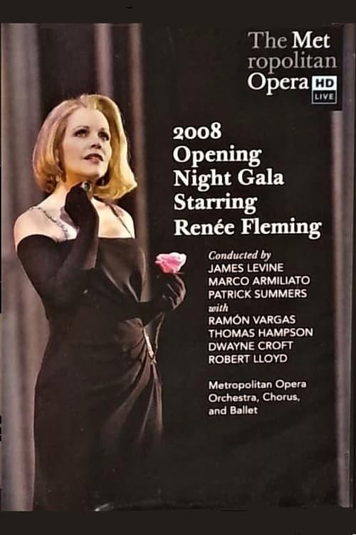Opening Night Gala Starring Renée Fleming