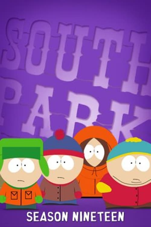 Watch South Park Season 19 in English Online Free