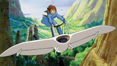 Nausicaä of the Valley of the Wind Poster