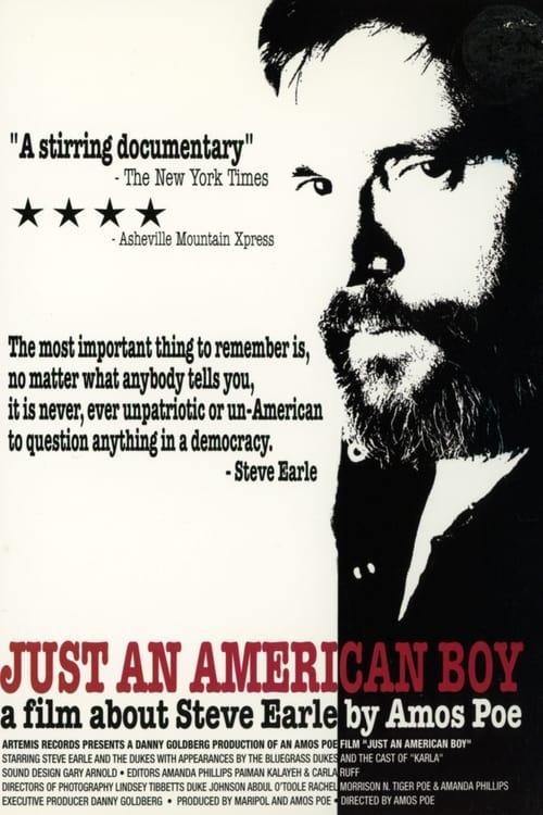 Just an American Boy