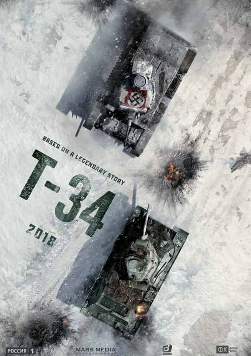 Watch T-34 (2018) HD Movie Streaming