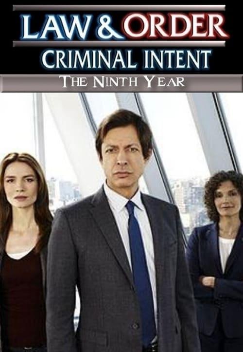 Watch Law & Order: Criminal Intent Season 9 in English Online Free