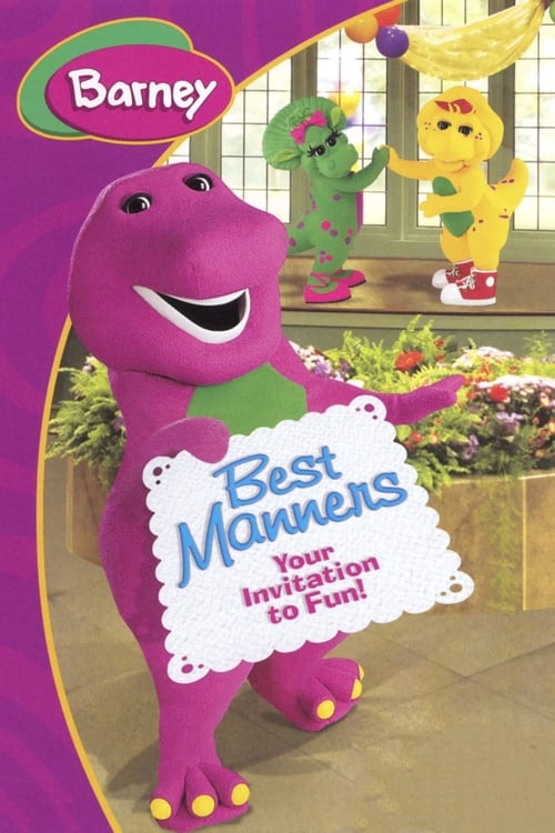 Barney's Best Manners: Invitation to Fun
