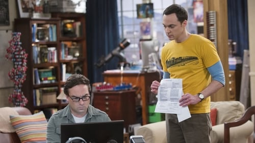 Watch The Big Bang Theory S8E18 in English Online Free | HD