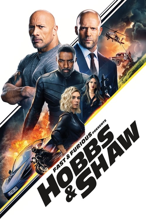 Fast & Furious Presents-Hobbs & Shaw