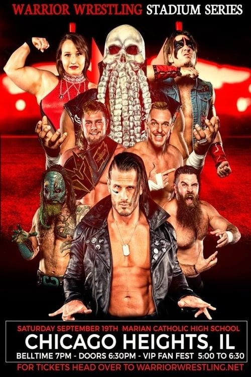 Warrior Wrestling Stadium Series Night 2