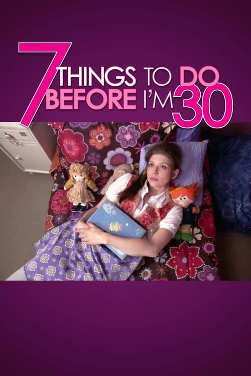 7 Things To Do Before I'm 30