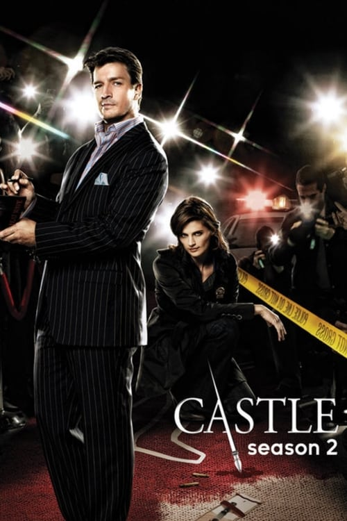 Watch Castle Season 2 in English Online Free