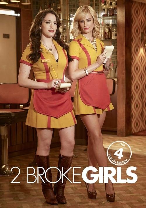 Watch 2 Broke Girls Season 4 in English Online Free