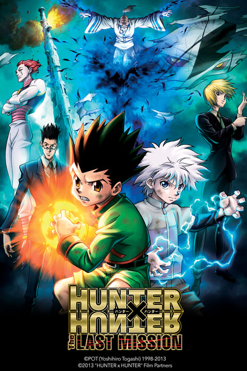 Image Hunter X Hunter Movie: The Last Mission 2013