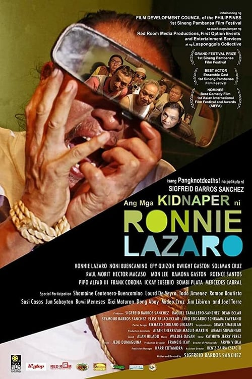 The Kidnappers of Ronnie Lazaro