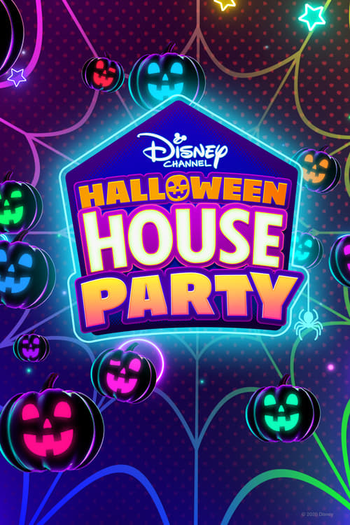 Disney Channel Halloween House Party