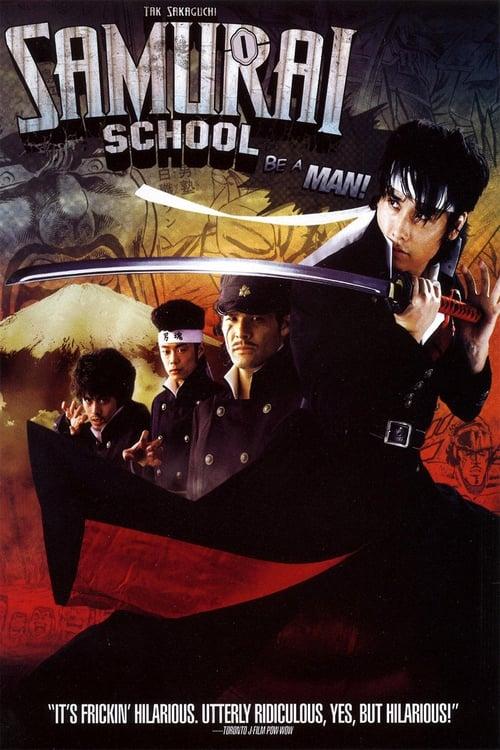 Be a Man!! Samurai School