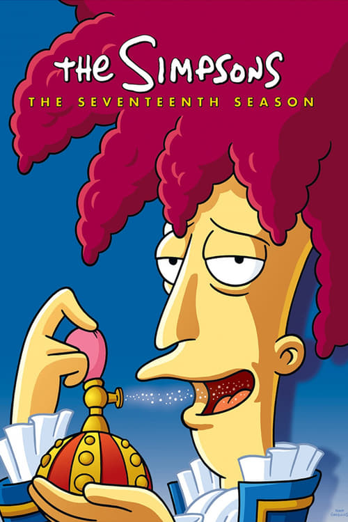 Watch The Simpsons Season 17 in English Online Free