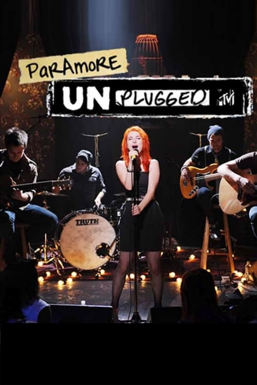 Paramore MTV Unplugged
