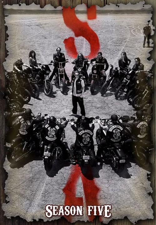 Watch Sons of Anarchy Season 5 in English Online Free