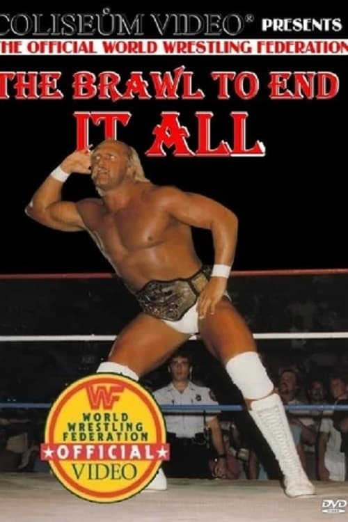WWE The Brawl to End it All