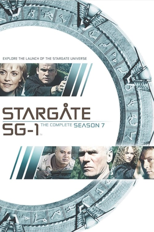 Watch Stargate SG-1 Season 7 in English Online Free