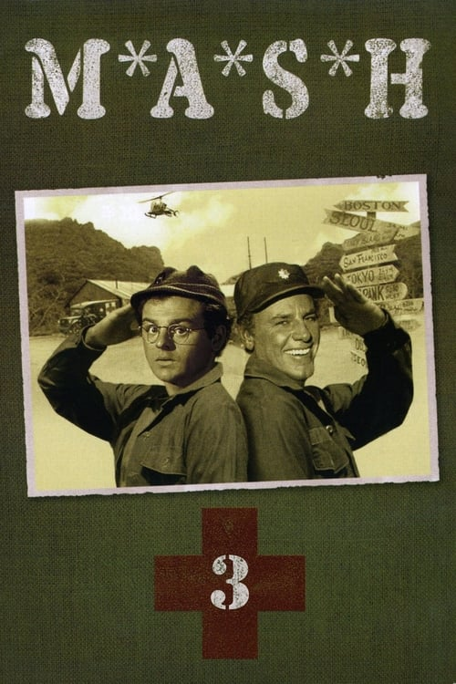 Watch M*A*S*H Season 3 in English Online Free