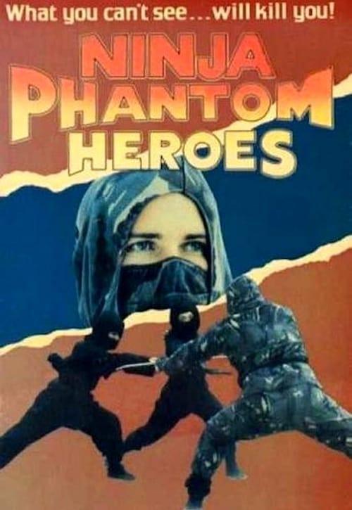 Ninja, Phantom Heros U.S.A.