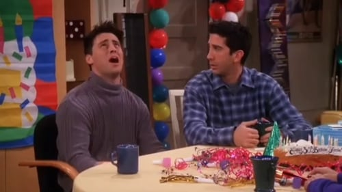 Friends Season 3 Episode 18 : The One with the Hypnosis Tape