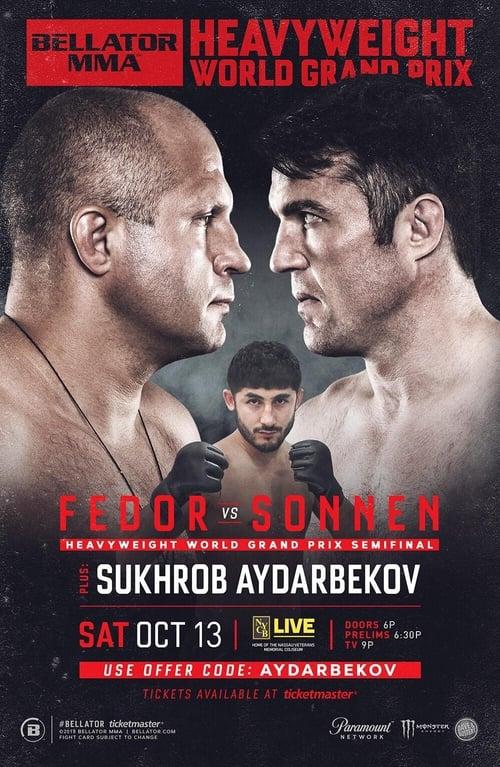 Bellator 208: Fedor vs. Sonnen