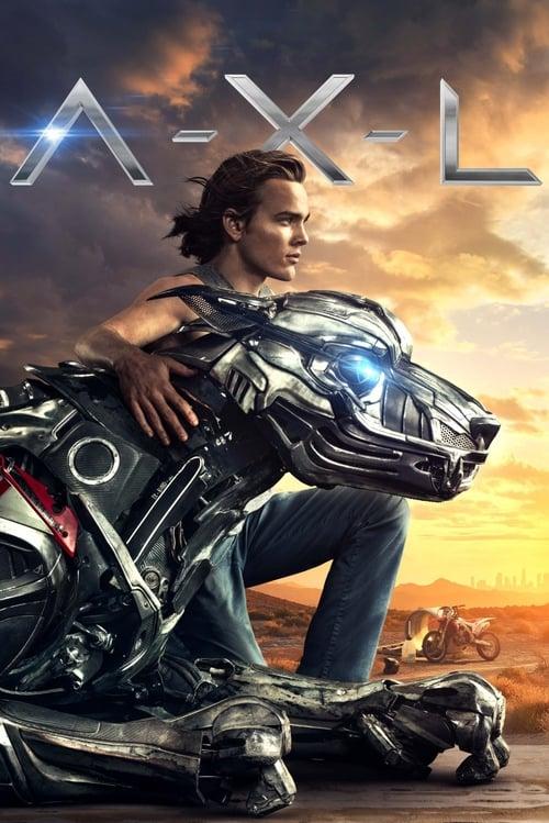 A-X-L poster