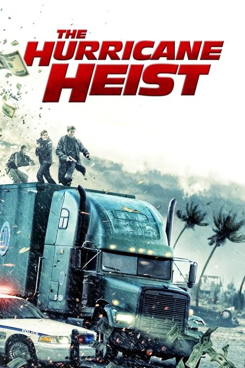 The Hurricane Heist poster