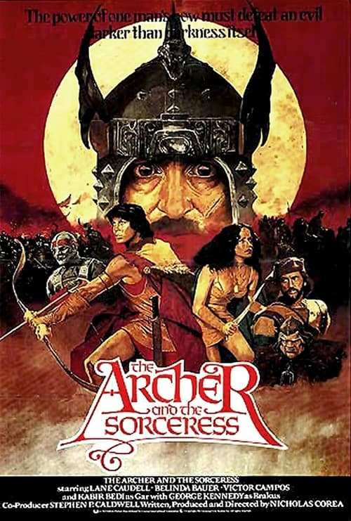 The Archer: Fugitive from the Empire