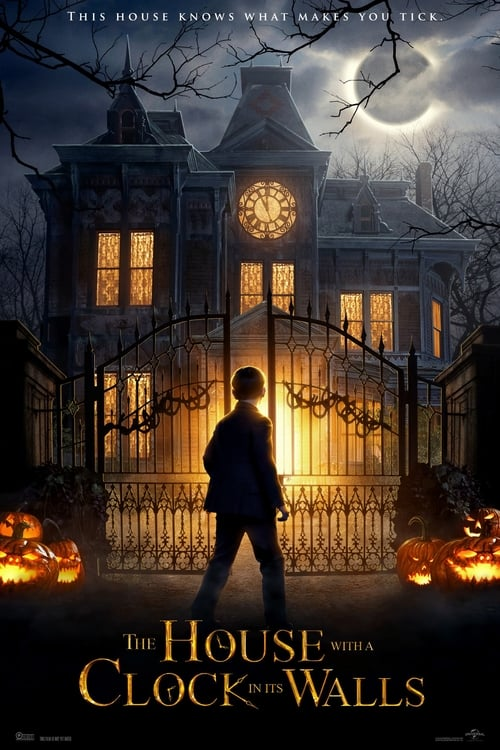 The House with a Clock in Its Walls poster