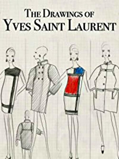 The Drawings of Yves Saint Laurent