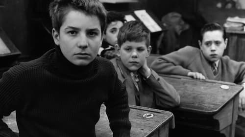 The 400 Blows Poster