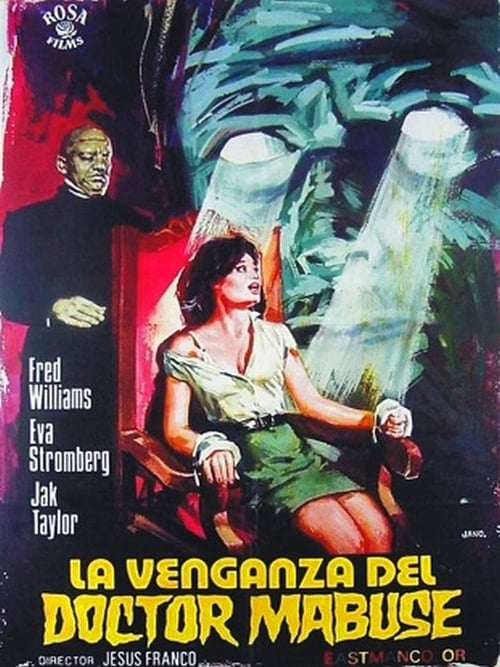 The Vengeance of Dr. Mabuse