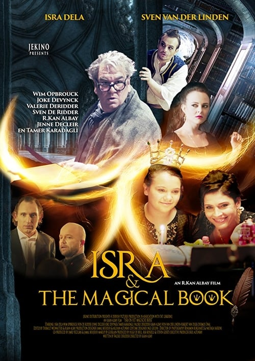 Isra and the Magical Book
